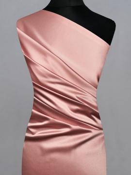 Satyna kolorowa AT-20  dusky pink